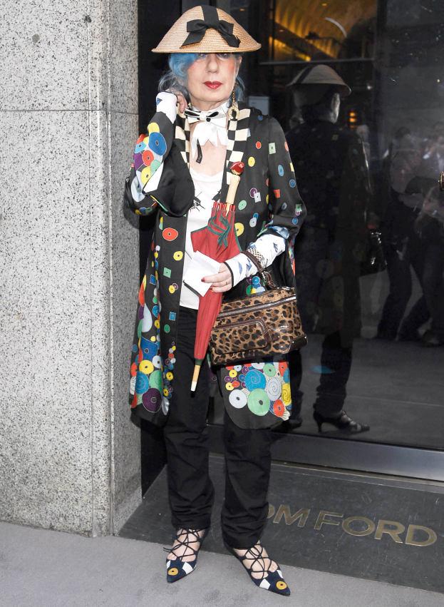 Zmarła słynna redaktorka włoskiego Vogue'a