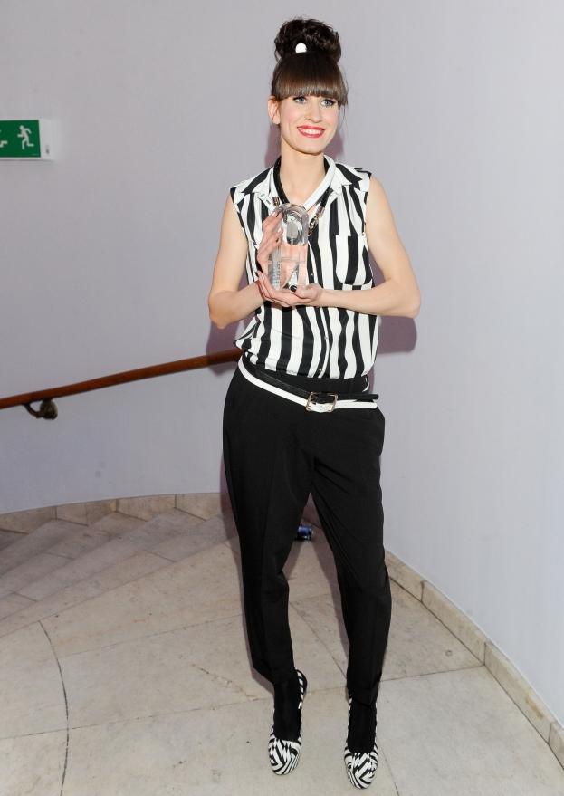 Sylwia Grzeszczak w zebrę (FOTO)