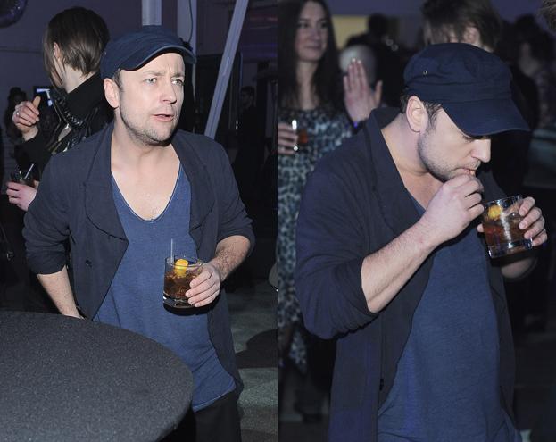Mozil: Boję się alkoholizmu!