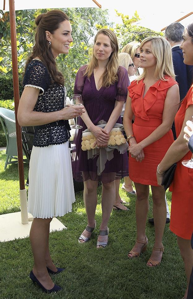 Reese jest dla Kate jak starsza siostra (FOTO)