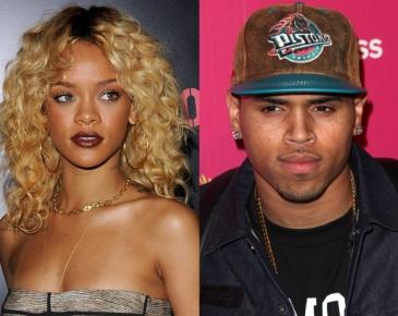 Rihanna spędziła urodziny z Brownem! Trzymali się za ręce