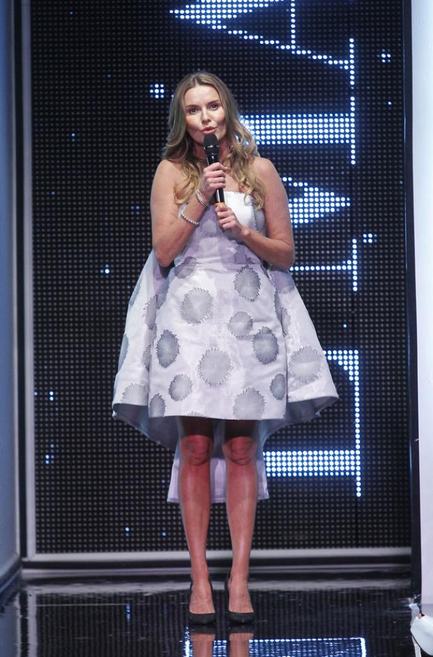 Najgorsza sukienka Hani Lis? (ZDJĘCIA)