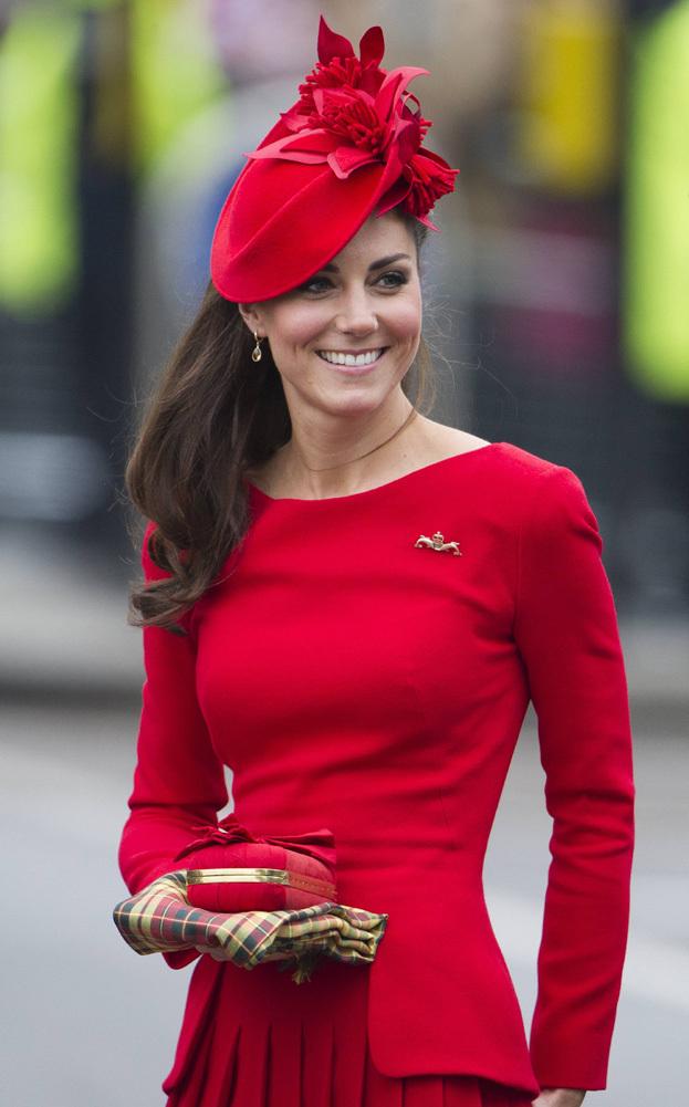 Przyszła królowa Wielkiej Brytanii... (ZDJĘCIA)