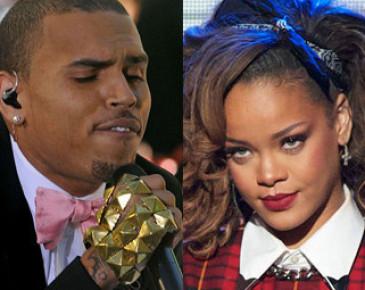 Rihanna nagrywa singiel z Brownem!