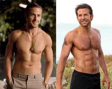 Cooper: Gosling JEST PIEKIELNIE SEKSOWNY!